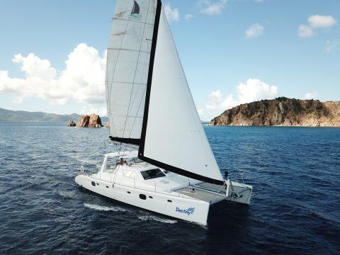 Voyage 480 Sail Catamaran