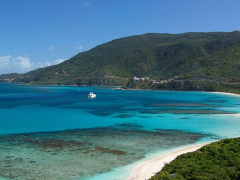 Social distancing private yacht charter